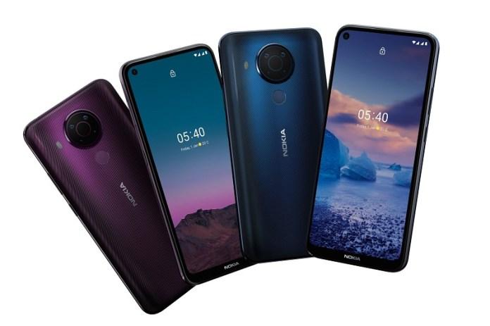 Nokia 5.4 Terbaru Hadir dengan Keunggulan pada Kecepatan dan Kinerja