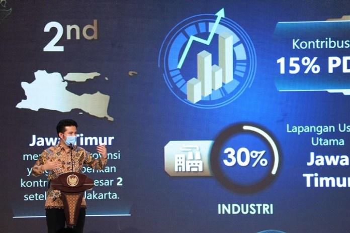 Perbaikan Ekonomi Jatim Triwulan III 2020 Bersumber dari Sektor Utama