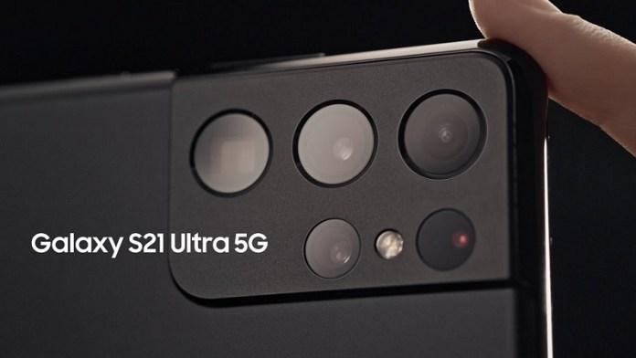 Galaxy S21 Ultra 5G Hadir di Indonesia dengan Inovasi Performa dan Kamera