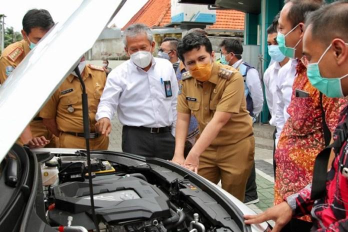 Munculnya Industri Mobil Listrik Jadi Peluang Baru Berdayakan Talenta Jatim
