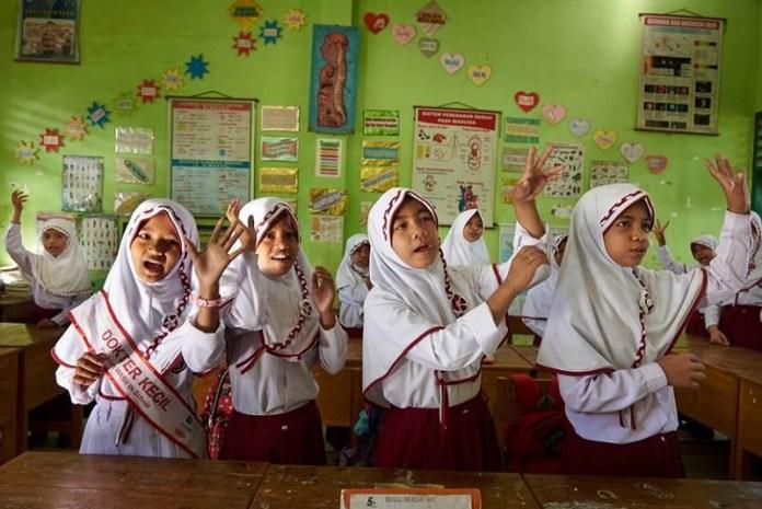 Indonesia-UNICEF Sepakati CPAP 2021-2025 senilai US$ 150 Juta untuk Kesejahteraan Anak Indonesia