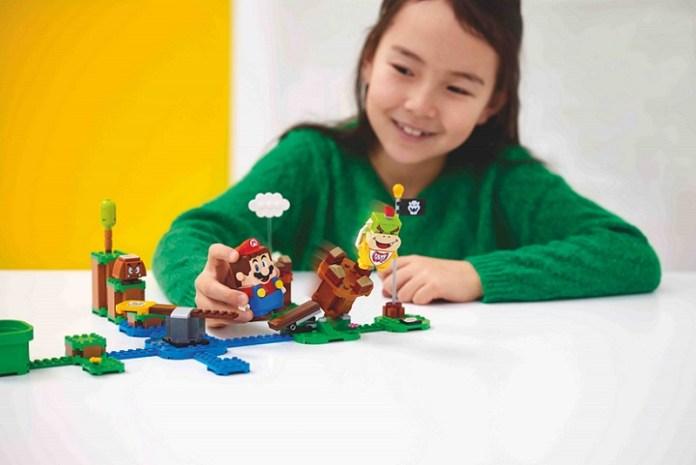 Lego Group Dan Nintendo Luncurkan Rangkaian Koleksi Super Mario™
