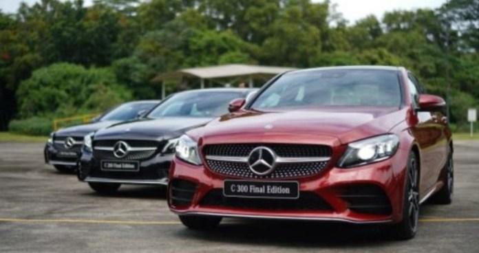 Mercedes-Benz Indonesia Rilis C-Class Final Edition