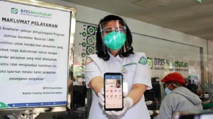 Pandemi Covid-19 Naik Lagi, BPJS Kesehatan Surabaya Maksimalkan Layanan Online