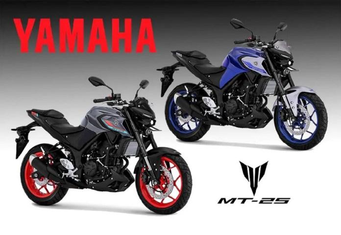 Yamaha Luncurkan Naked Sport MT-25 Warna Baru dengan Harga Lama