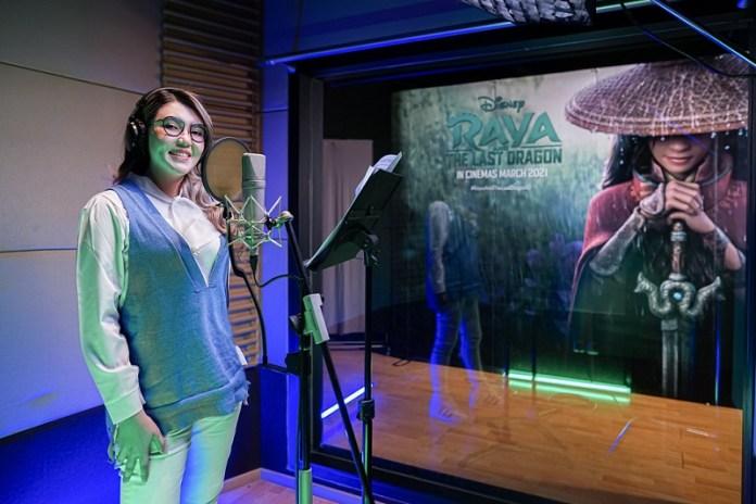 Film Terbaru Disney's Raya and the Last Dragon Hadirkan Via Vallen