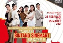 Ingin Jadi Bintang Sinetron? Ikuti Sinemart Mencari Bintang Casting Online