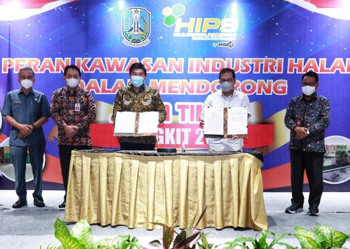Bank Jatim Dukung Percepatan Industri Halal Jawa Timur