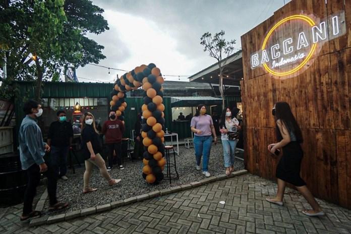 Cafe Baccani Indonesia Hadir Warnai Bisnis Kuliner Surabaya2