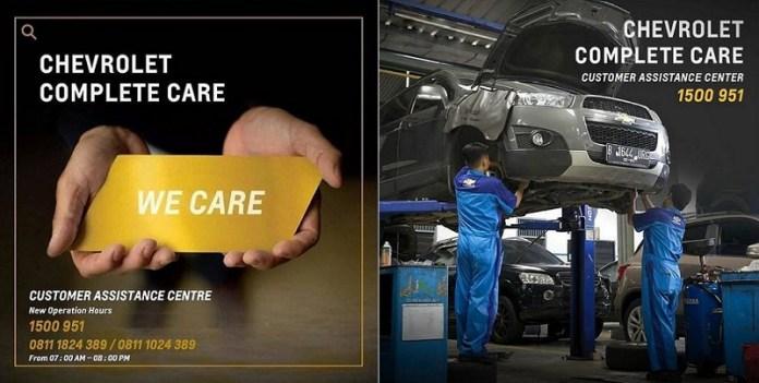 Chevrolet Indonesia Memastikan Terus Kembangkan Jaringan Purna Jual