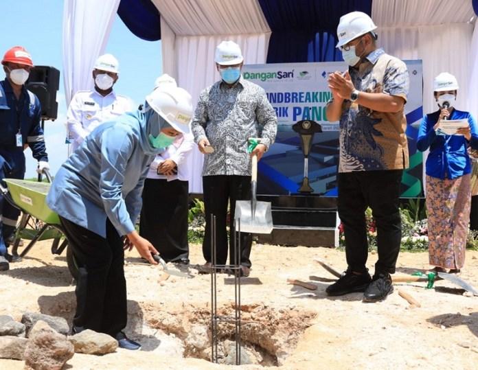 Gubernur Khofifah Optimistis akan Ungkit Ekonomi Jatim dan Masif Serap Tenaga Kerja