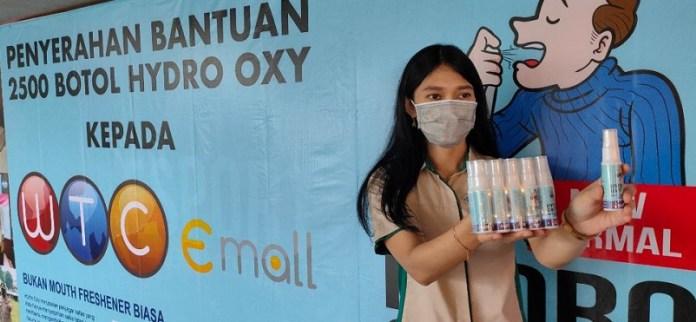 Hydro Oxy Ternyata Bisa Jadi Solusi Mencegah Bakteri dan Virus Covid-19