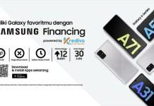 Samsung dan Kredivo Hadirkan Layanan Pembiayaan Baru