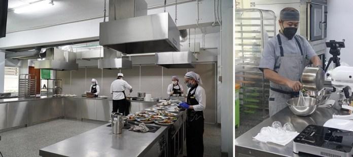 UK Petra Bangun Beberapa Laboratorium Hospitality Baru