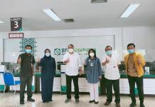 BPJK Kesehatan dan Pemkot Surabaya Targetkan UHC Bulan April 2021
