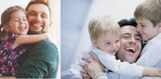 Ayah Miliki Peran Penting dalam Pola Asuh Anak. Ini Alasannya
