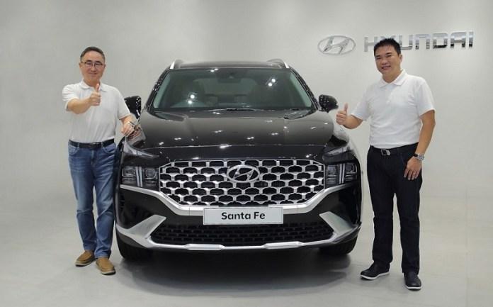Hyundai Motors Indonesia Luncurkan New Santa Fe