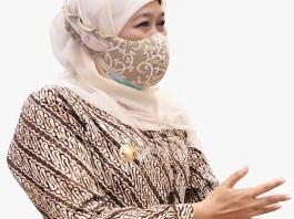 Peringatan Hari Kartini, Gubernur Khofifah: Perempuan Penggerak Perekonomian Bangsa