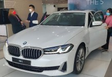 BMW Hadirkan The New 5 yang Makin Canggih