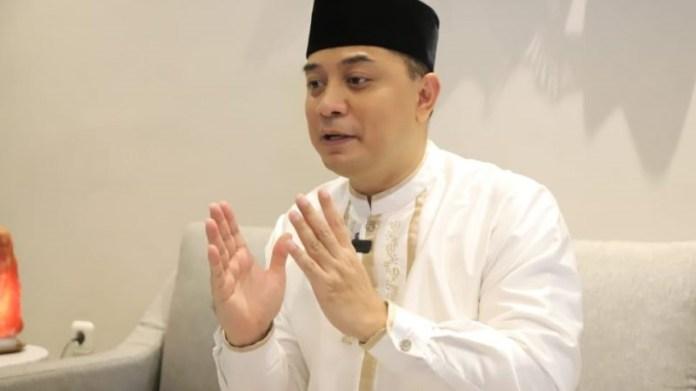 HUT Surabaya. Ini Transformasi Wajah Kota Surabaya ke Depan Versi Walikota Eri