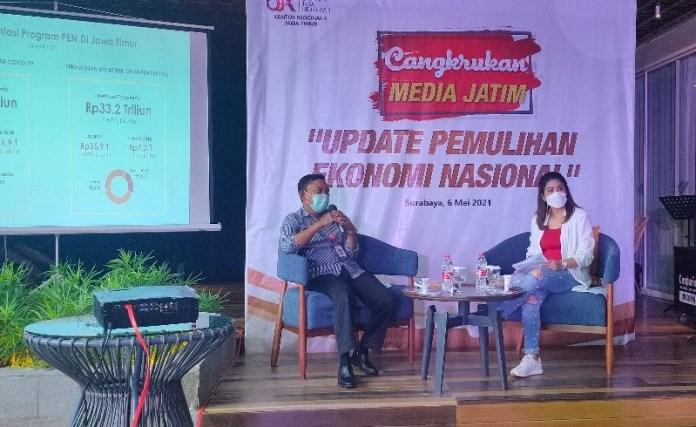 OJK : Penyaluran Kredit PEN di Jawa Timur Mencapai Rp 33,2 Triliun