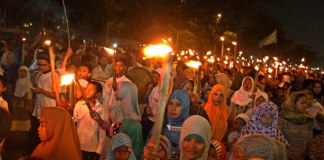 Pemkot Surabaya Larang Takbir Keliling Sambut Idul Fitri