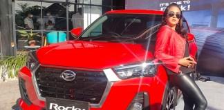 Daihatsu Rocky Akhirnya Diluncurkan di Surabaya
