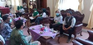 HKTI dan PT Harsen Laboratories Serahkan Ivermectin pada Tiga Kecamatan di Kudus