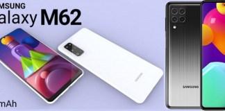 Samsung Luncurkan Galaxy M62 dengan Baterai 7.000 mAh
