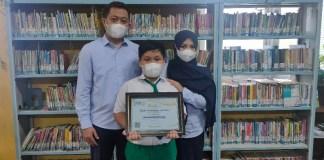 Siswa SD AL Falah Surabaya Raih Medali Emas dalam KMS ke-16