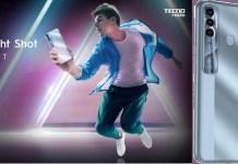 TECNO Mobile Luncurkan Produk Terbaru Spark 7