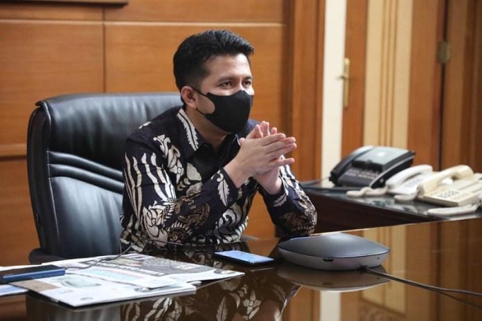 Wagub Emil Paparkan Beragam Langkah Penanganan Naiknya Kasus Covid-19 di Bangkalan