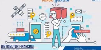 Pupuk Kaltim Hadirkan Fasilitas Pendanaan bagi Distributor Pupuk Non Subsidi