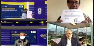 DJP Jatim I Resmikan Tax Center ke-19 di Kota Surabaya