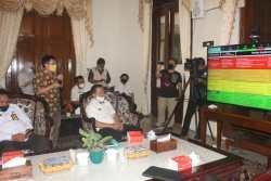 Kabupaten Sidoarjo Berhasil Turunkan Angka Penularan Covid-19