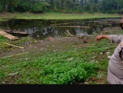 Diduga Tak Bisa Berenang Pemancing Terperosok dan Tewas Tenggelam di Waduk Selorejo Ngantang