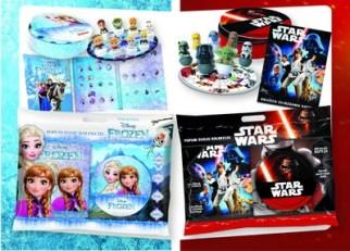 Frozen i Star Wars