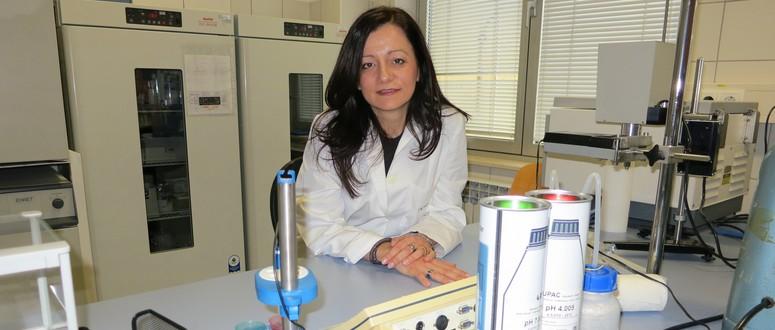 Lana Brkic, rukovoditeljica Istrazivanja i razvoja