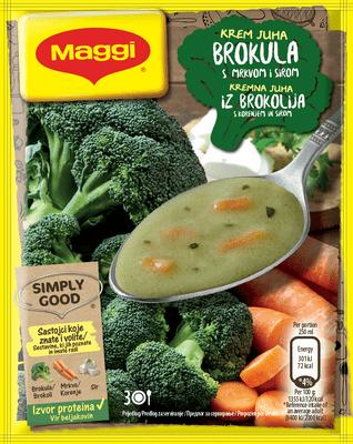 Nove Maggi krem juhe – sadrže sastojke koje znate i volite