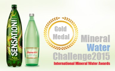 Jamnica-Mineral Water Challenge 2015