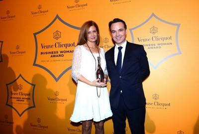Dodijeljena nagrada Veuve Clicquot Business Woman Award