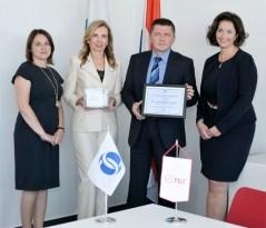 Predstavnici EBRD-a i PBZ-a  2