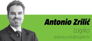 Antonio zrilic- logiko-potpis