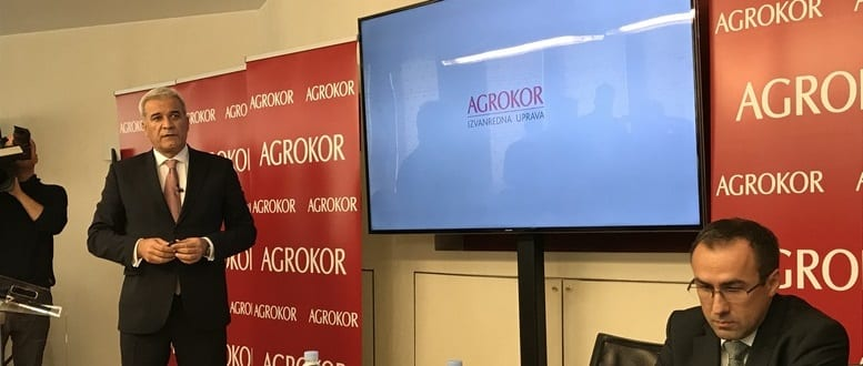 Revizija: Gubitak Agrokor grupe 11 mlrd, obveze 56 mlrd kn
