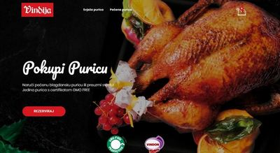 GMO free Vindon blagdansku puricu moguće je naručiti putem web shopa