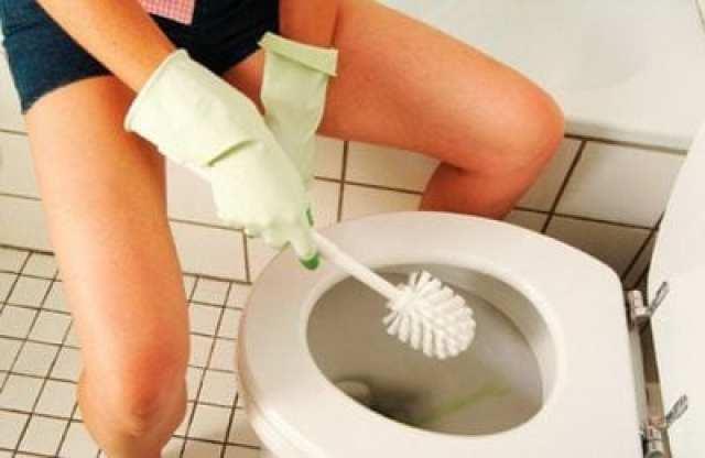 Slikovni rezultat za ciscenje wc solje