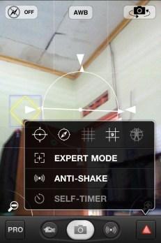 ProCamera Interface