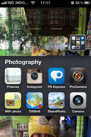 iPhone 4 - Photography App Weapons
