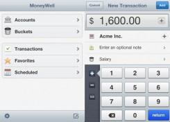 MoneyWell Screen shot - 2