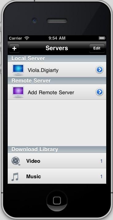 Air Playit Screenshot 1